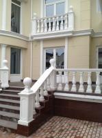 Дом из современных материалов