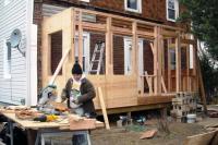 Экономичная отделка загородного дома